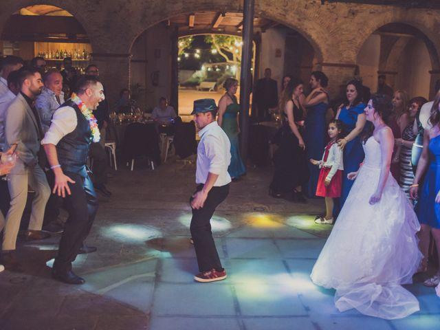 La boda de Jordi y Rocio en L' Ametlla Del Valles, Barcelona 355