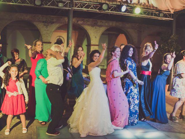 La boda de Jordi y Rocio en L' Ametlla Del Valles, Barcelona 363