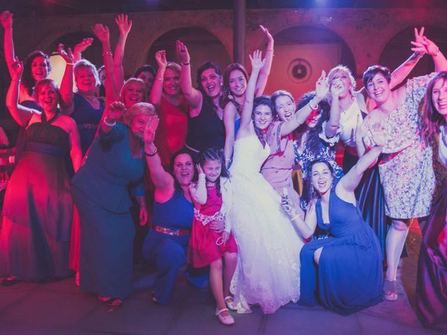 La boda de Jordi y Rocio en L' Ametlla Del Valles, Barcelona 366