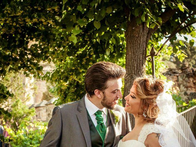 La boda de Fernando  y Karen en Toledo, Toledo 18