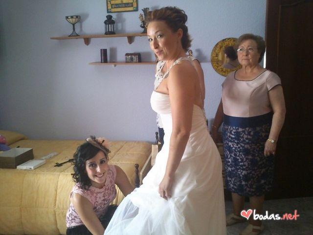 La boda de Felix Perea Ruiz y Mari Paz Cañadas en La Solana, Ciudad Real 4