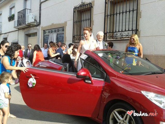La boda de Felix Perea Ruiz y Mari Paz Cañadas en La Solana, Ciudad Real 10