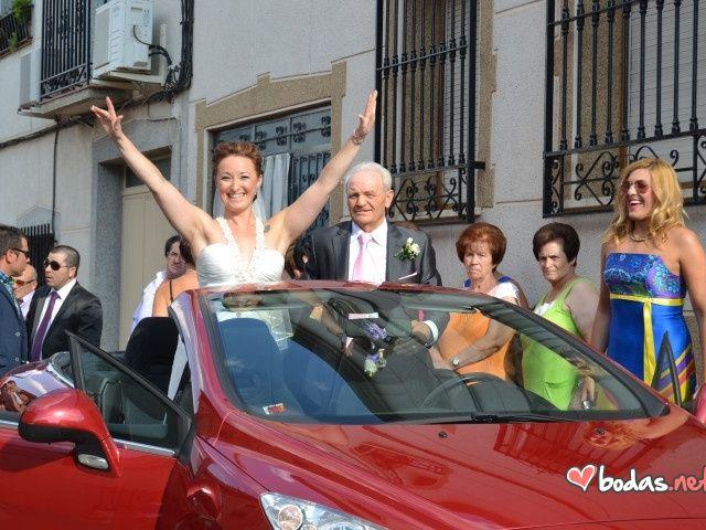 La boda de Felix Perea Ruiz y Mari Paz Cañadas en La Solana, Ciudad Real 2