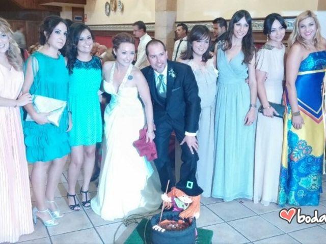 La boda de Felix Perea Ruiz y Mari Paz Cañadas en La Solana, Ciudad Real 18