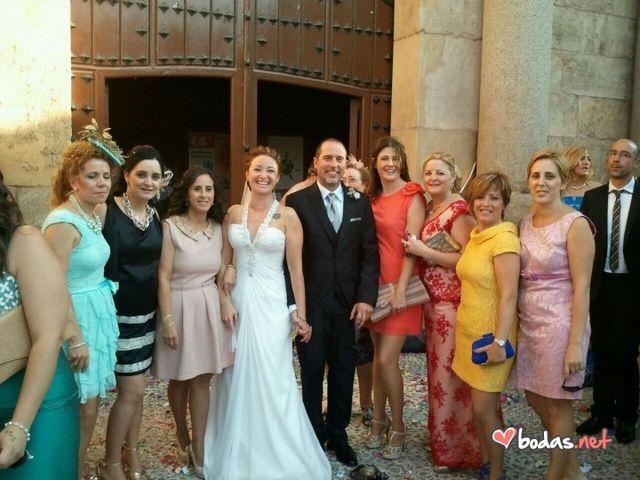 La boda de Felix Perea Ruiz y Mari Paz Cañadas en La Solana, Ciudad Real 19