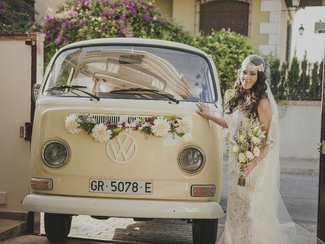 La boda de Gabri y Alba en Otura, Granada 3