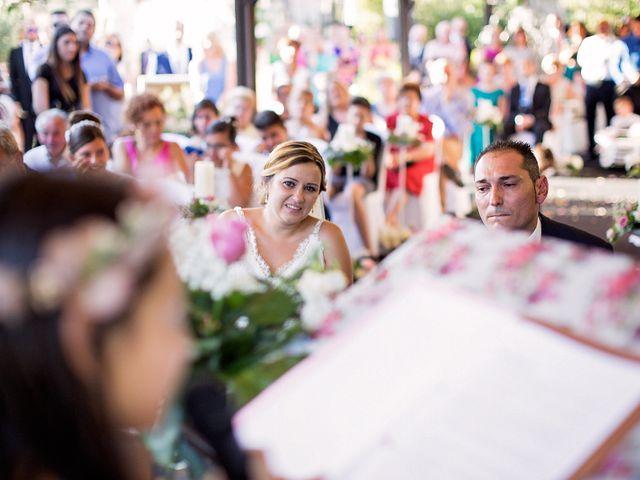 La boda de Ariam y Salva