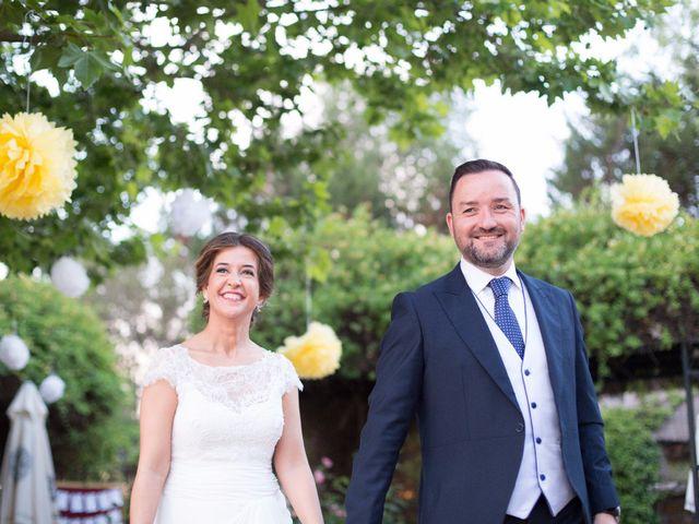 La boda de Esther y Jose Luis