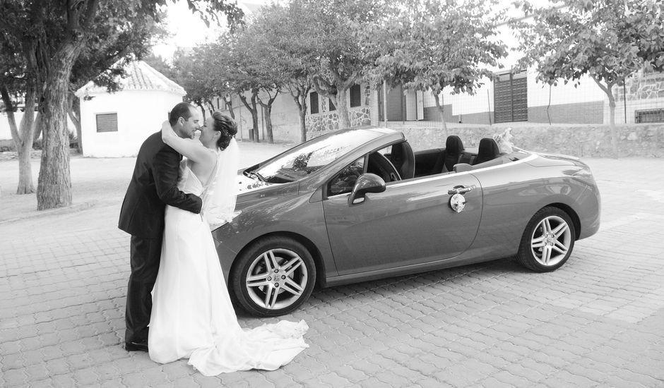 La boda de Felix Perea Ruiz y Mari Paz Cañadas en La Solana, Ciudad Real