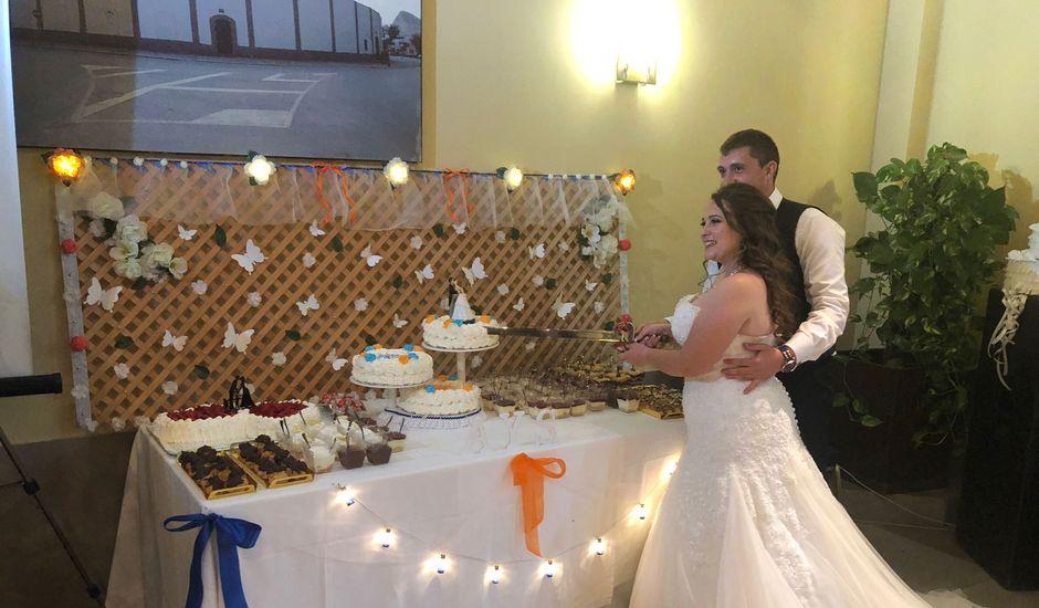La boda de Ángel y Sonia en Los Barrios, Cádiz