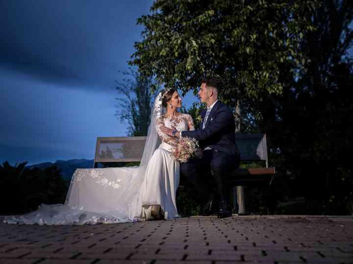 La boda de Azahara y Rubén