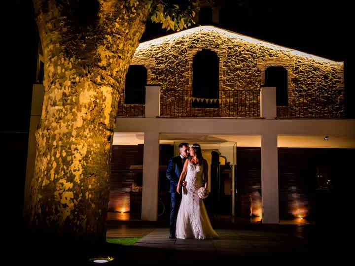 La boda de Melodi y Jota