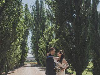 La boda de Esther y Alexander