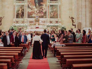 La boda de Elena y Javier 2