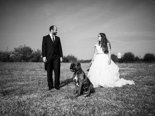 La boda de Paloma y Ekaitz