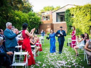 La boda de Melodi y Jota 1