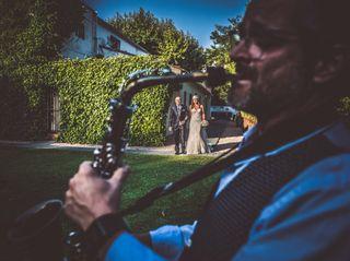 La boda de Melodi y Jota 2