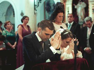 La boda de Inma y Leo 1
