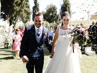 La boda de Lara y Roberto