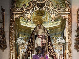La boda de  María del Pilar y Enrique 1