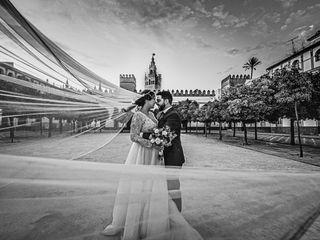 La boda de  María del Pilar y Enrique