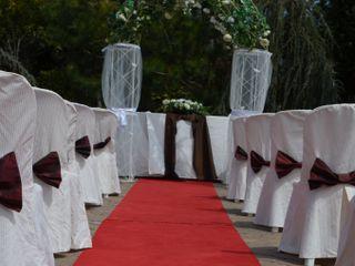 La boda de Verónica y Gary 1