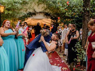 La boda de Dani y Irene