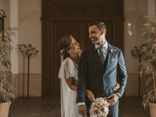 La boda de Valme y Jairo