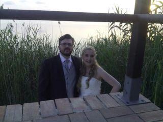 La boda de María Belén y Gabriel