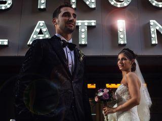 La boda de Carol y Saúl