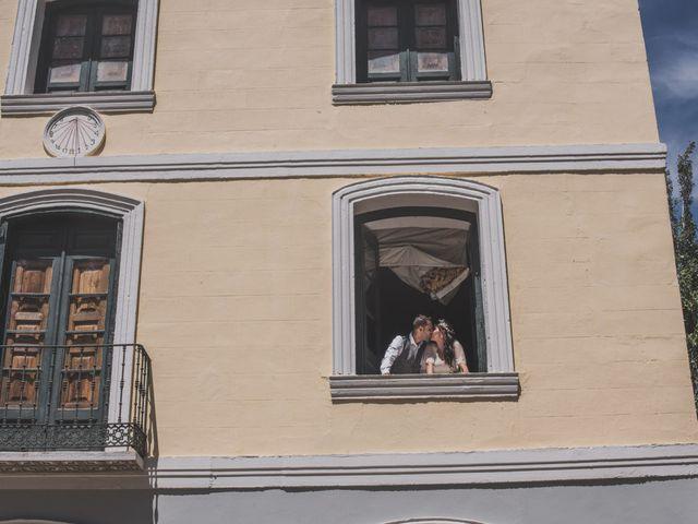 La boda de Alexander y Esther en Zaragoza, Zaragoza 36