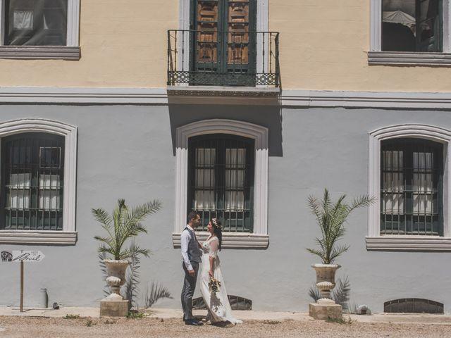 La boda de Alexander y Esther en Zaragoza, Zaragoza 34