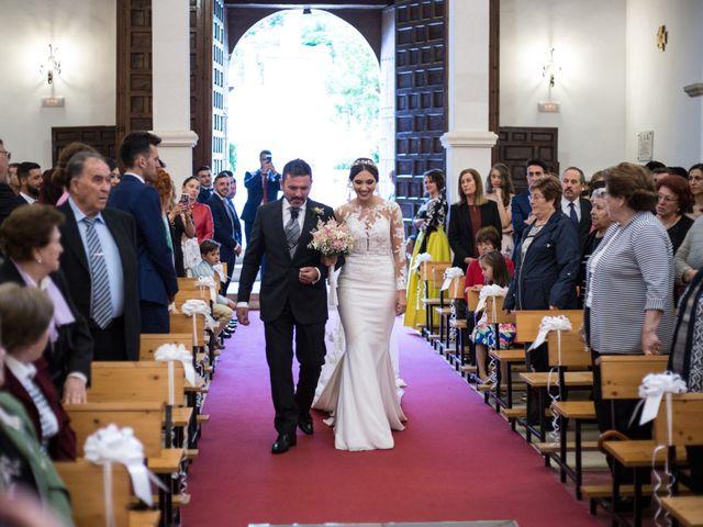 La boda de Rubén y Azahara en Jaén, Jaén 7