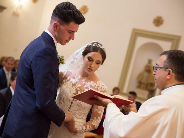 La boda de Rubén y Azahara en Jaén, Jaén 8