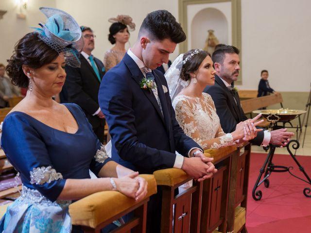 La boda de Rubén y Azahara en Jaén, Jaén 10