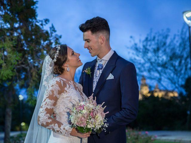 La boda de Rubén y Azahara en Jaén, Jaén 13