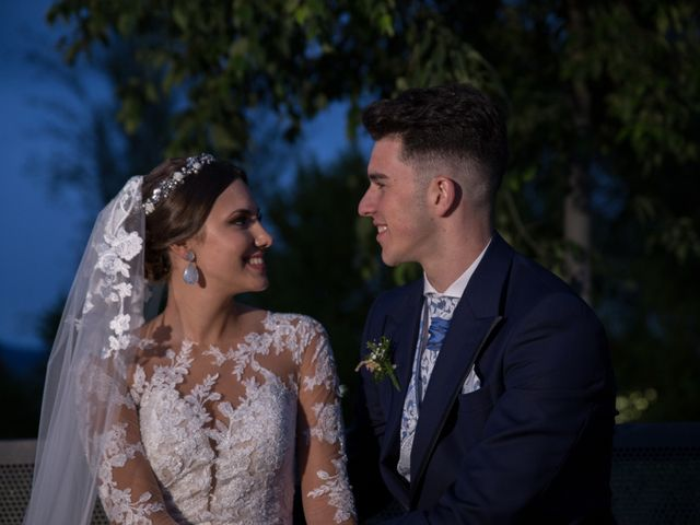 La boda de Rubén y Azahara en Jaén, Jaén 14