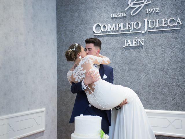 La boda de Rubén y Azahara en Jaén, Jaén 1