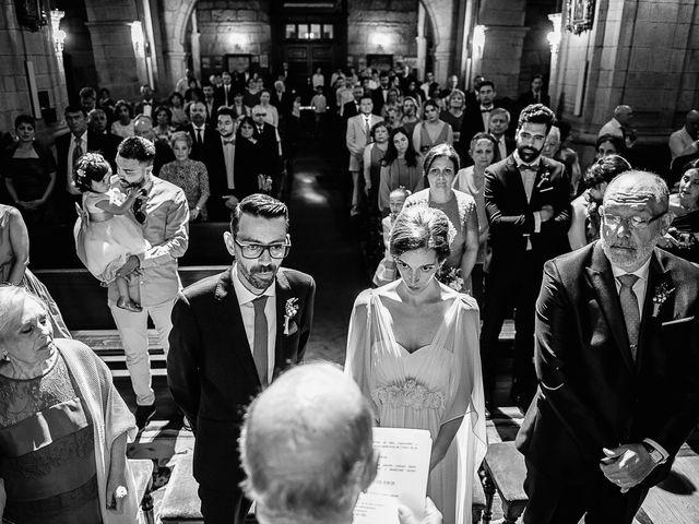 La boda de Fátima y Rubén
