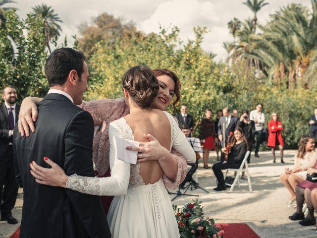La boda de Antonio y Miriam en Murcia, Murcia 31