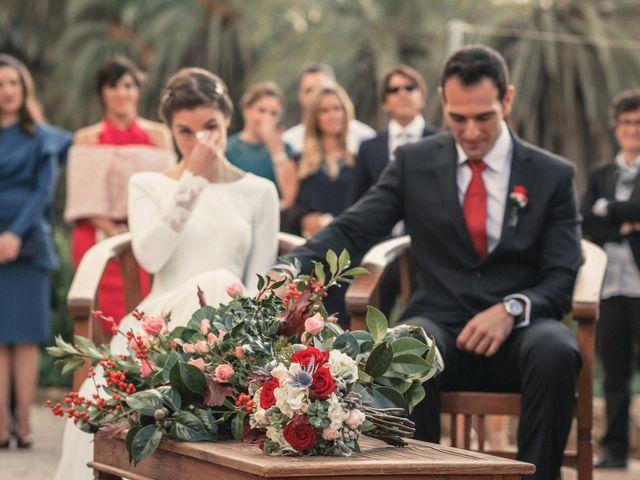 La boda de Antonio y Miriam en Murcia, Murcia 35