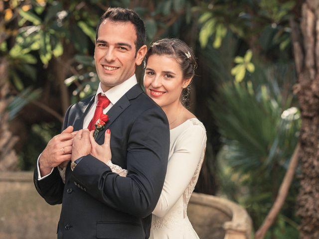 La boda de Antonio y Miriam en Murcia, Murcia 61