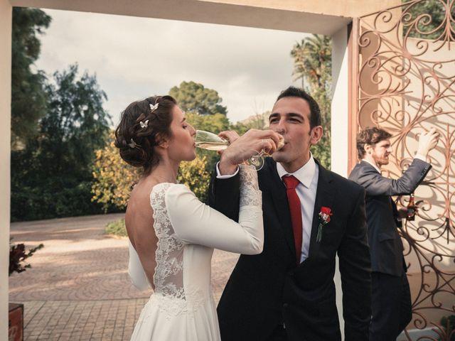 La boda de Antonio y Miriam en Murcia, Murcia 69