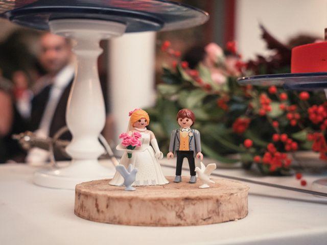 La boda de Antonio y Miriam en Murcia, Murcia 85
