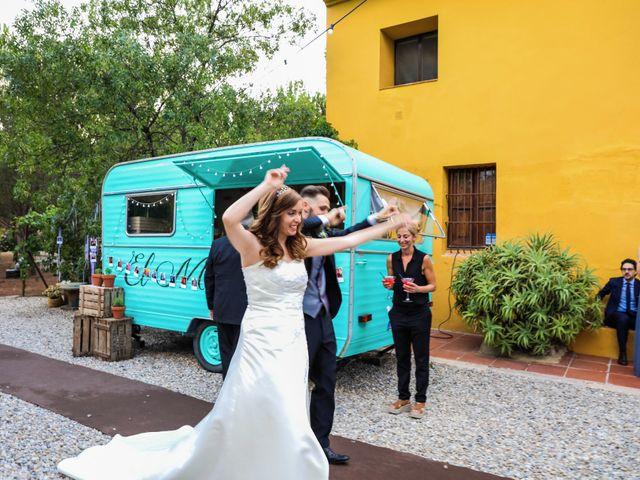 La boda de Irene y Gerard en Riudecolls, Tarragona 1