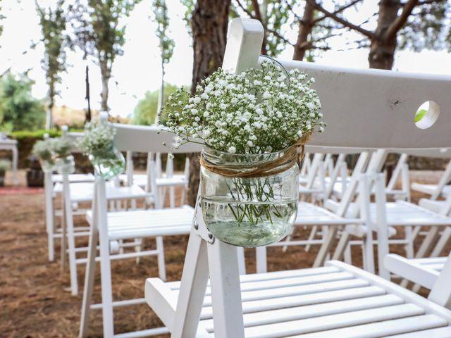 La boda de Irene y Gerard en Riudecolls, Tarragona 6