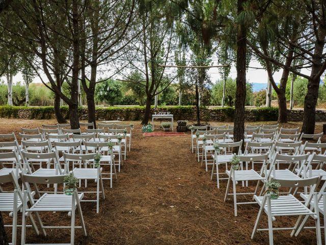 La boda de Irene y Gerard en Riudecolls, Tarragona 14