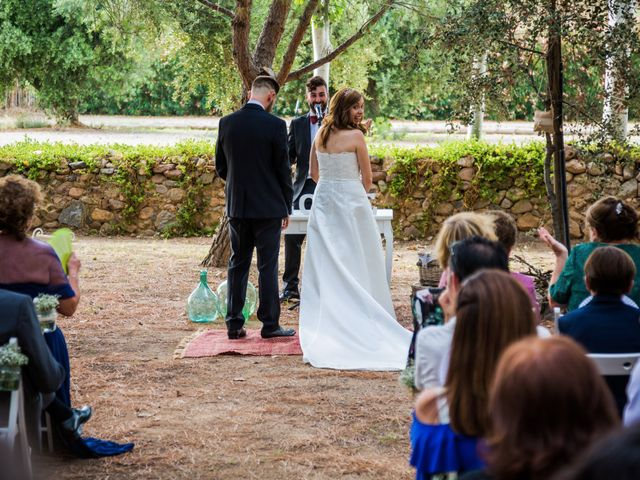 La boda de Irene y Gerard en Riudecolls, Tarragona 28