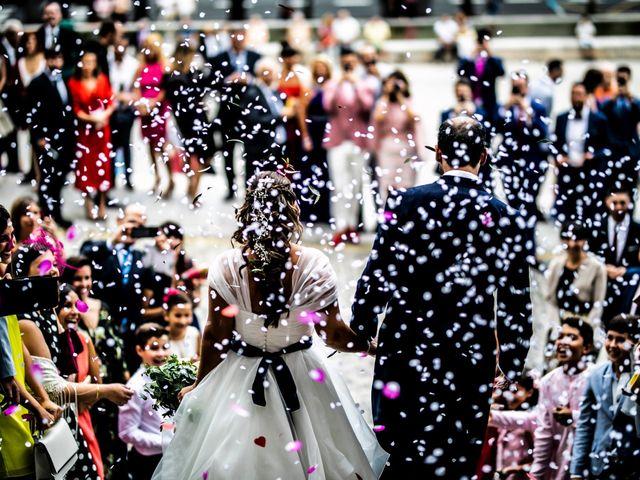 La boda de Ekaitz y Paloma en Santander, Cantabria 1