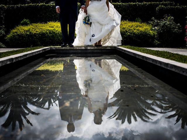 La boda de Ekaitz y Paloma en Santander, Cantabria 9